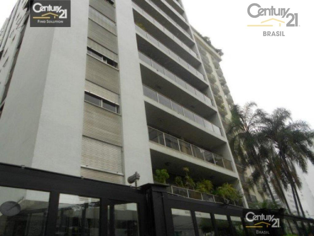 Apartamento Residencial à venda, Jardim Paulista, São Paulo - AP0450.
