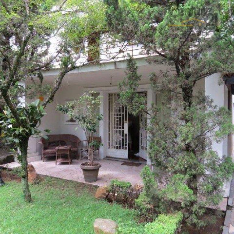 Sobrado Residencial à venda, Brooklin Paulista, São Paulo - SO0186.