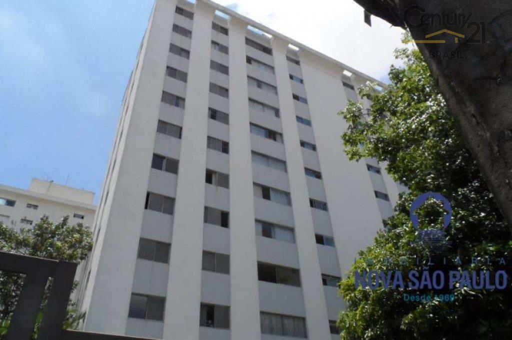 Apartamento Residencial à venda, Campo Belo, São Paulo - AP0756.