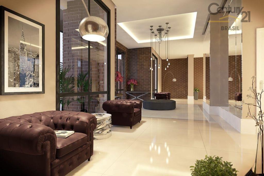 Apartamento Residencial à venda, Campo Belo, São Paulo - AP0389.