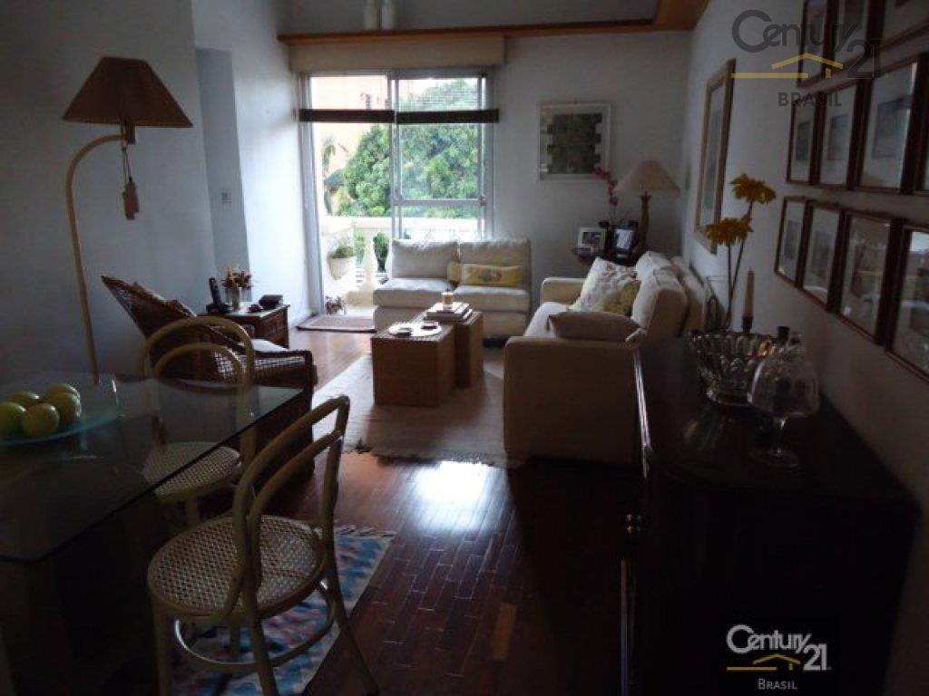 Apartamento Residencial à venda, Indianópolis, São Paulo - AP4548