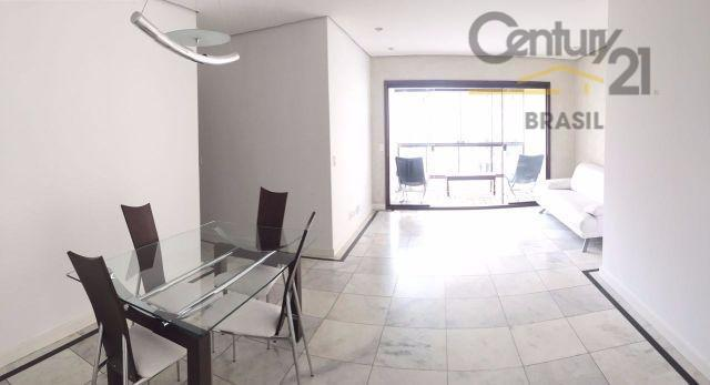 Apartamento Residencial para locação, Vila Nova Conceição, São Paulo - AP4272