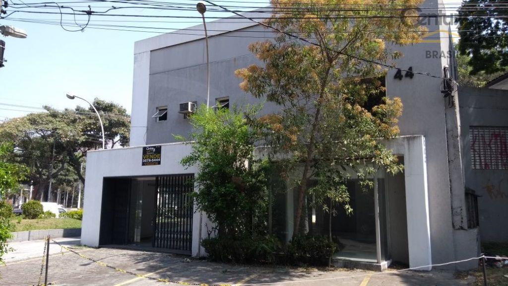 Casa comercial para venda e locação, Jardim América, São Paulo - CA0255.