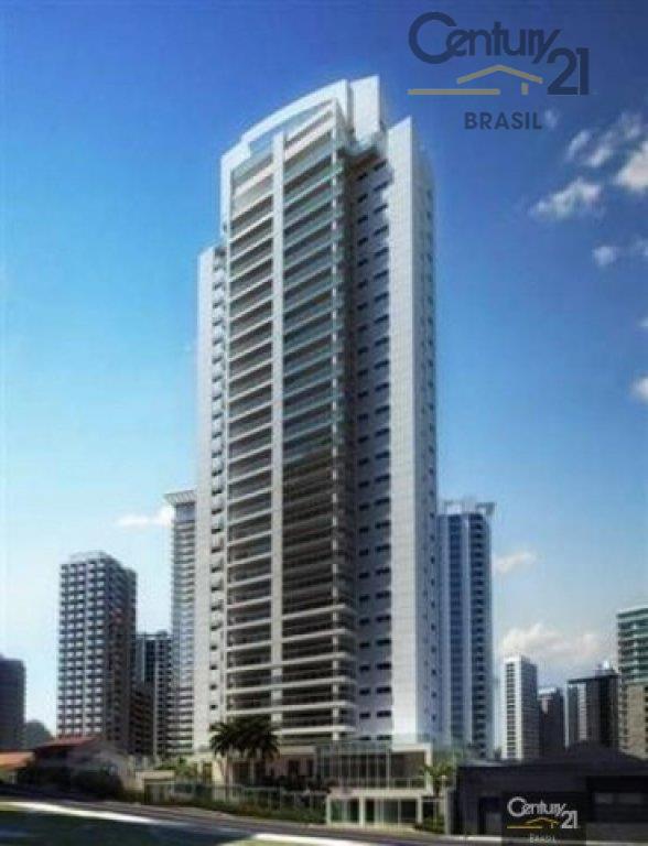Apartamento Residencial à venda, Vila Nova Conceição, São Paulo - AP2278