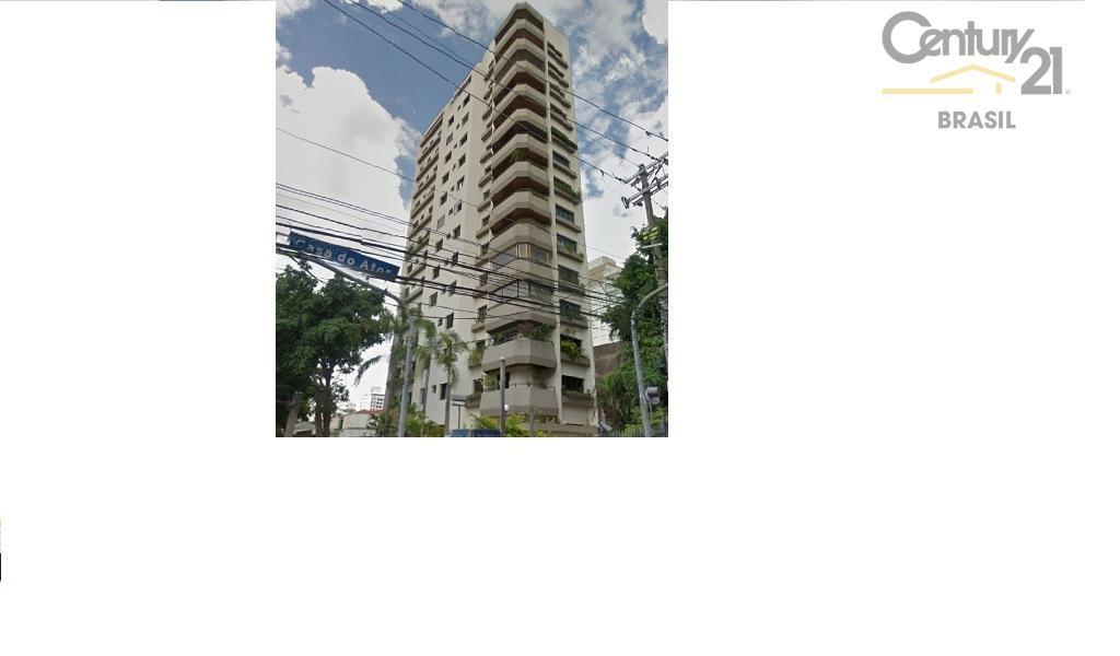 Apartamento residencial à venda, Vila Olímpia, São Paulo - AP2337.