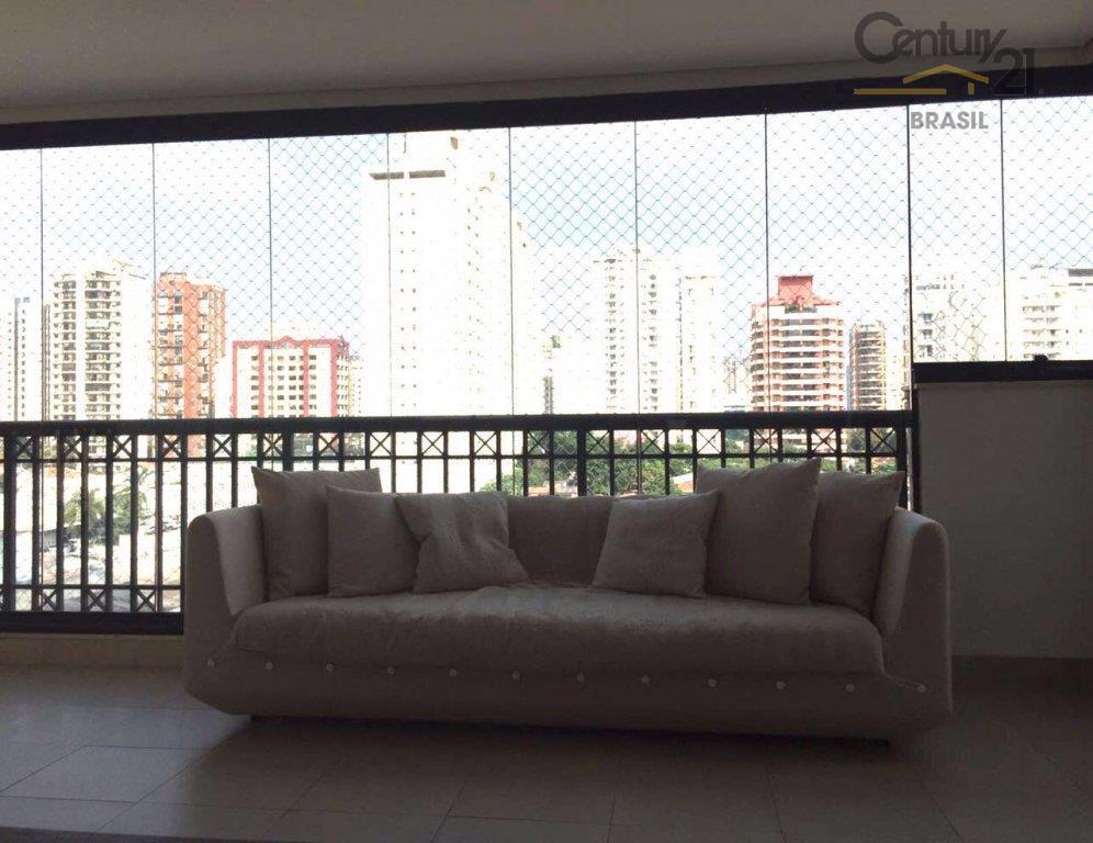 Apartamento Residencial à venda, Vila Nova Conceição, São Paulo - AP2782