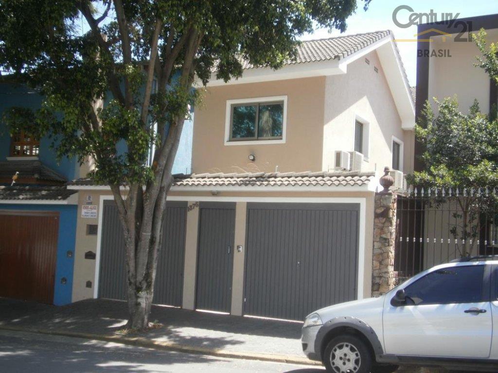 Sobrado Residencial para locação, Campo Belo, São Paulo - SO0079.