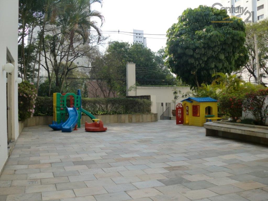 Apartamento Residencial à venda, Campo Belo, São Paulo - AP1480.