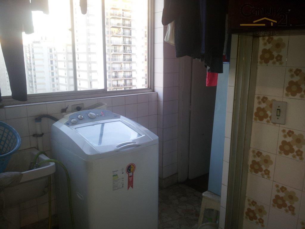 Apartamento Residencial à venda, Indianópolis, São Paulo - AP0311.