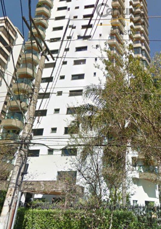 Cobertura Residencial à venda, Indianópolis, São Paulo - CO0003.
