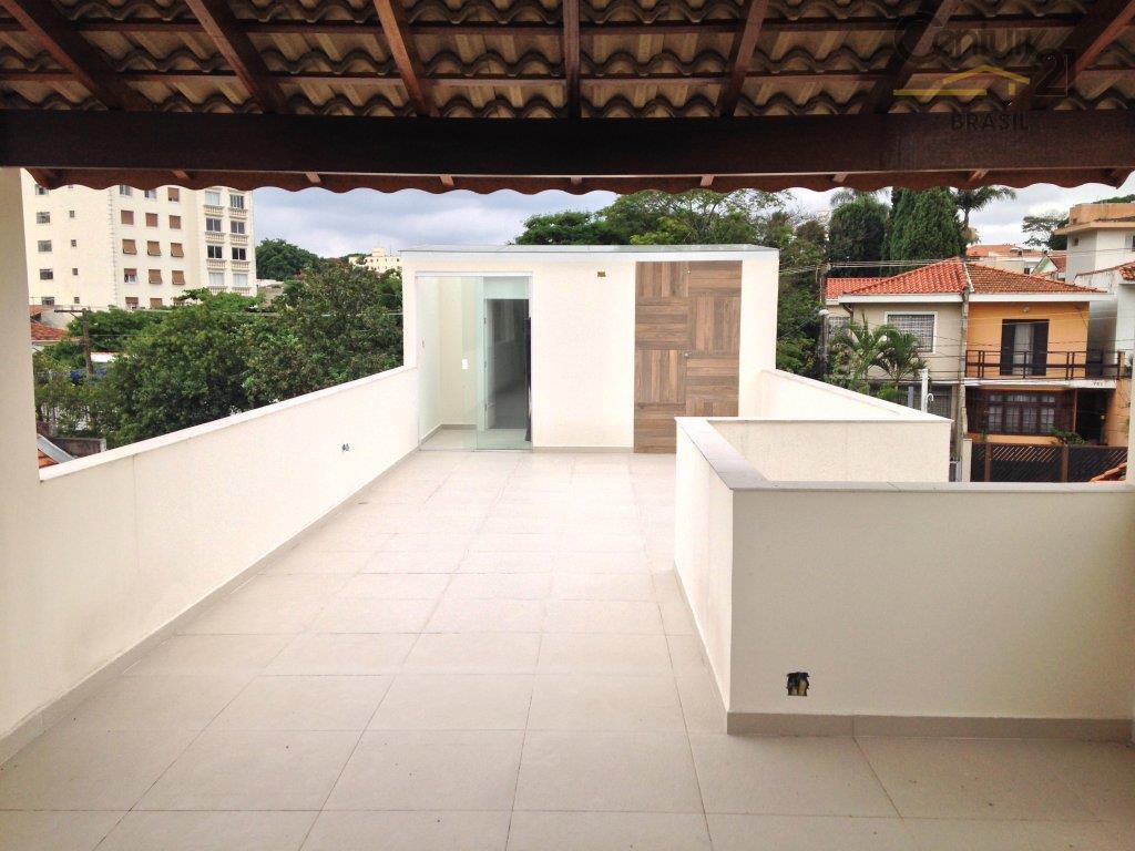 sobrado de altíssimo padrão no planalto paulista, okm nunca habitado, acabamento em porcelanato, 3 suítes, lavabo,...