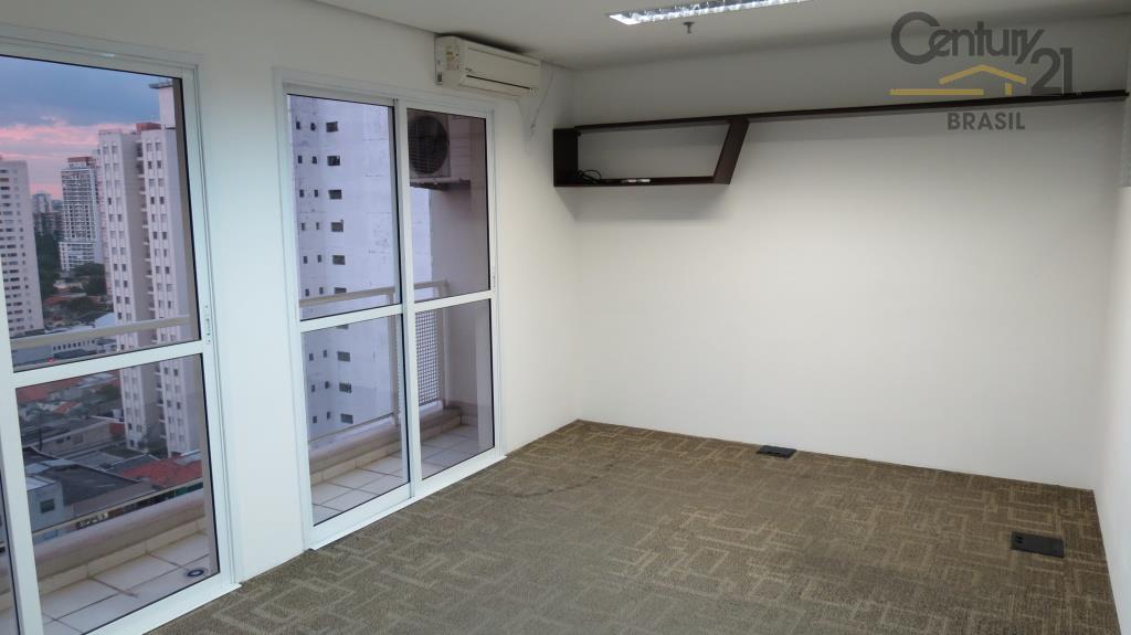 Conjunto Comercial para locação, Brooklin Paulista, São Paulo - CJ0106.