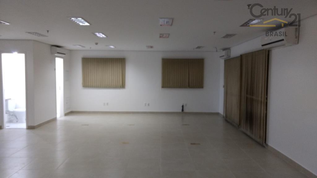 Conjunto Comercial para locação, Brooklin Paulista, São Paulo - CJ0119.