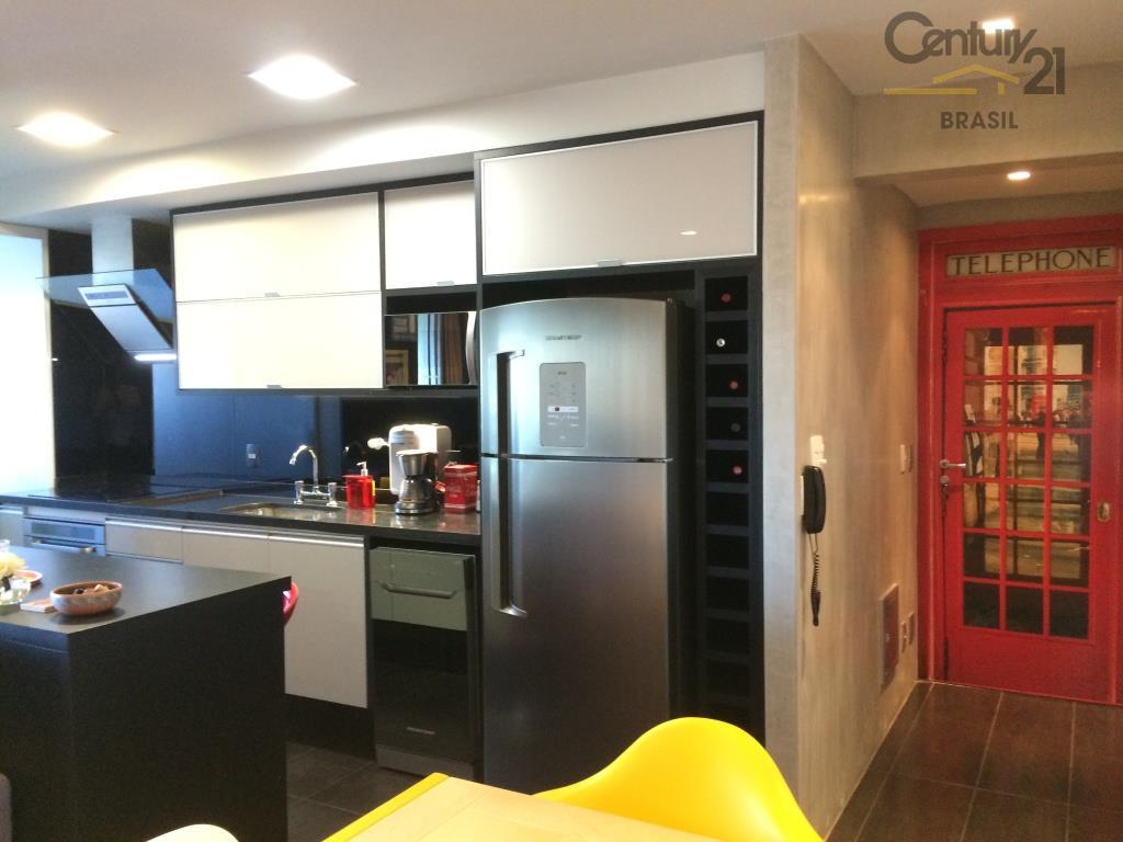 Apartamento Residencial à venda, Brooklin Paulista, São Paulo - AP0390.