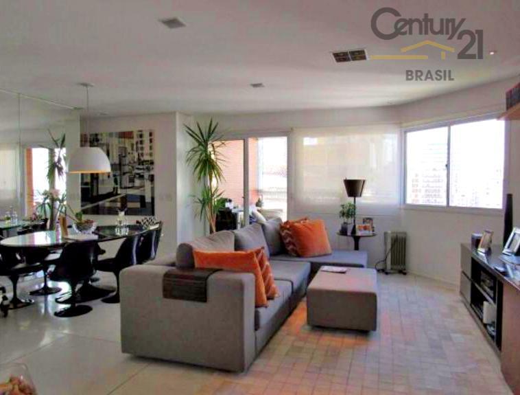 Apartamento residencial à venda, Itaim Bibi, São Paulo.
