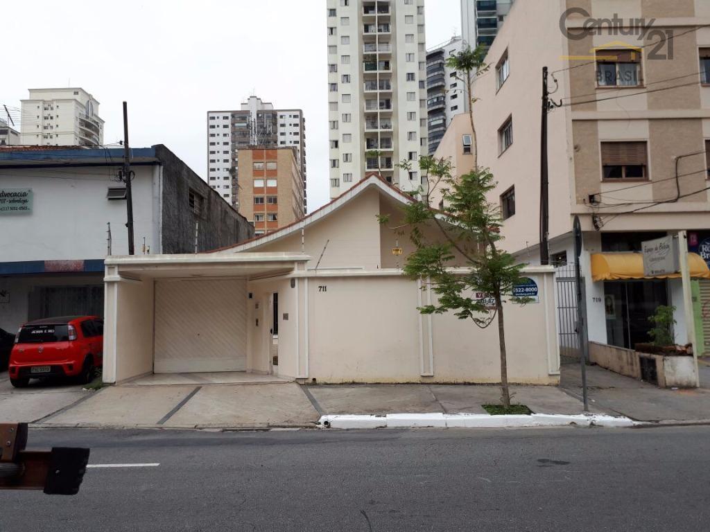 Casa comercial à venda, Indianópolis, São Paulo.