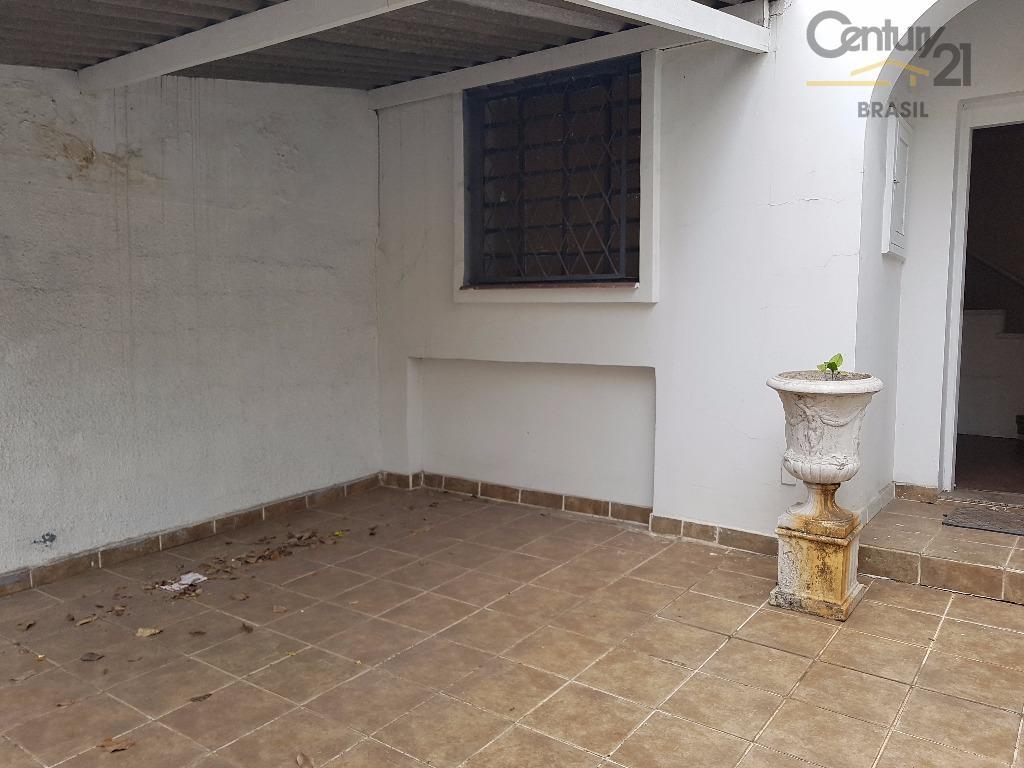 Sobrado residencial à venda, Pinheiros, São Paulo.