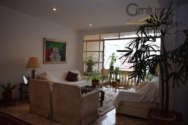 Apartamento Residencial à venda, Higienópolis, São Paulo - AP0447.