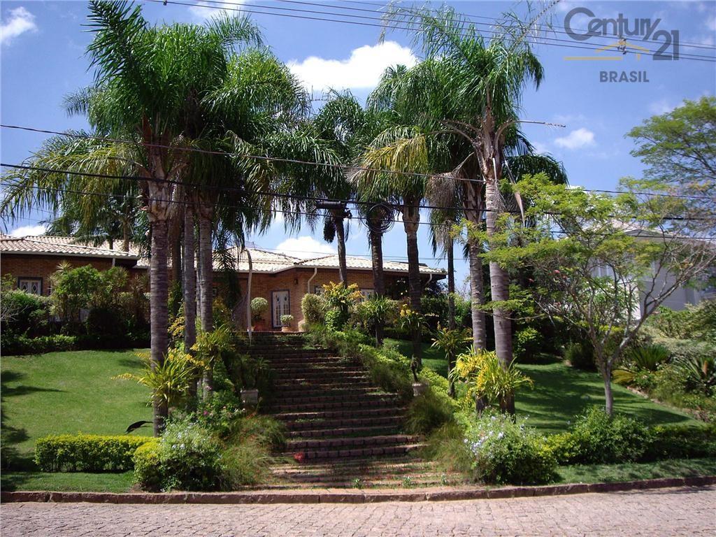 Casa residencial para venda e locação, Fazenda Vila Real de Itu, Itu - CA1651.