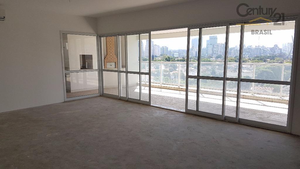 Lindo apartamento novo no Brooklin