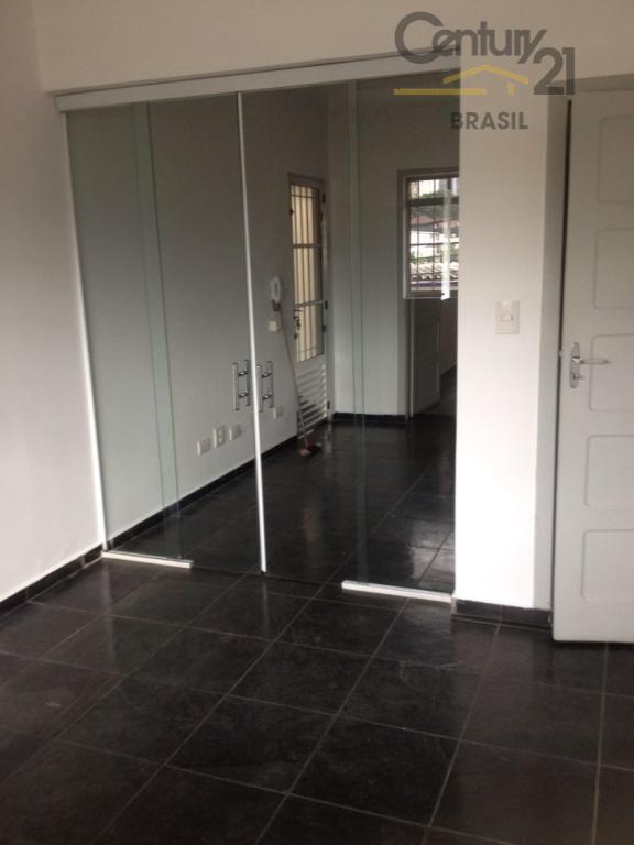 Casa comercial para locação em Pinheiros 120m², 5 salas, 2 banheiros, metrô Fradique Coutinho