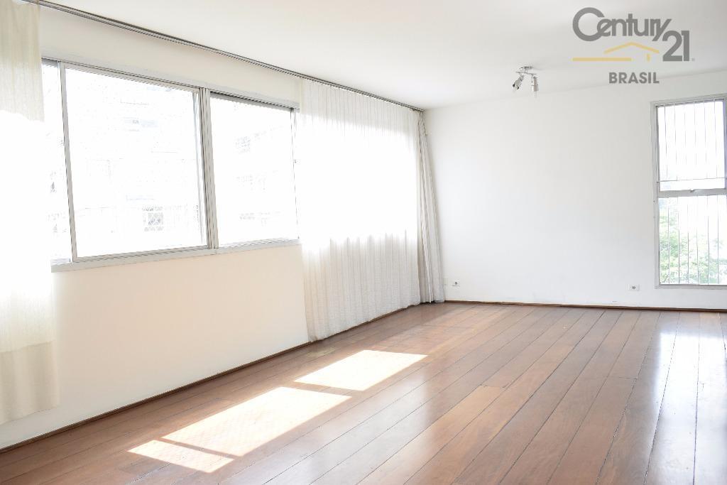 apartamento para locação ou venda com 4 dormitórios