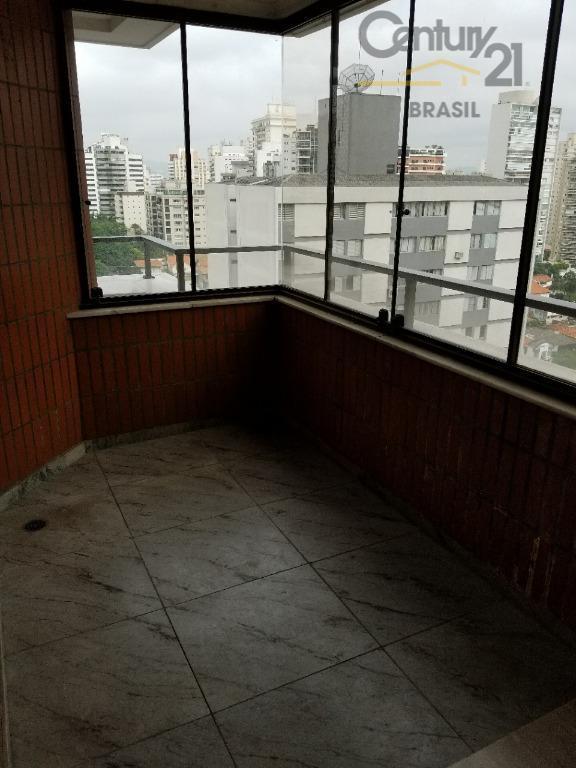 Ótimo apartamento com 120m² na rua Tupi