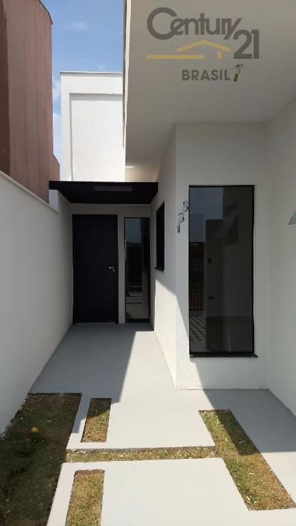 a century 21 class imóveis, sua imobiliária em londrina, oferece mais uma excelente oportunidade.imóvel geminado novo...
