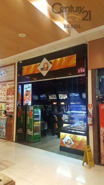 restaurante em shopping com grande movimento em sorocaba. para maiores informações, entre em contato conosco. grande...