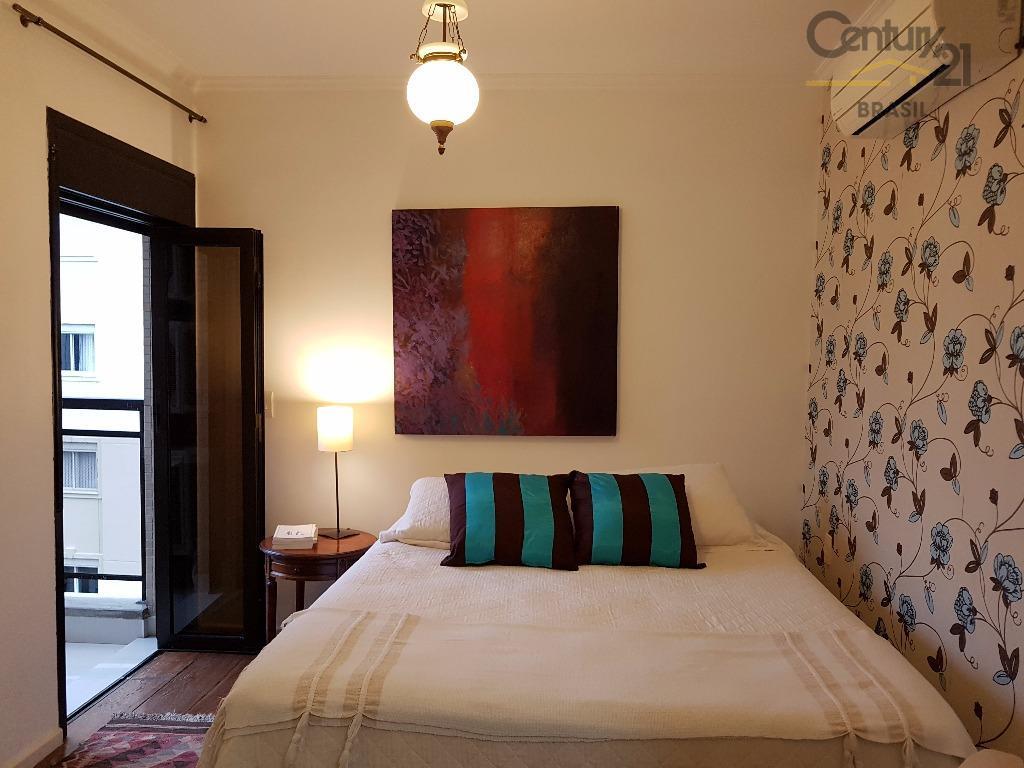 imóvel com vista privilegiada de moema, a poucas quadras do shopping ibirapuera e em condomínio residencial...