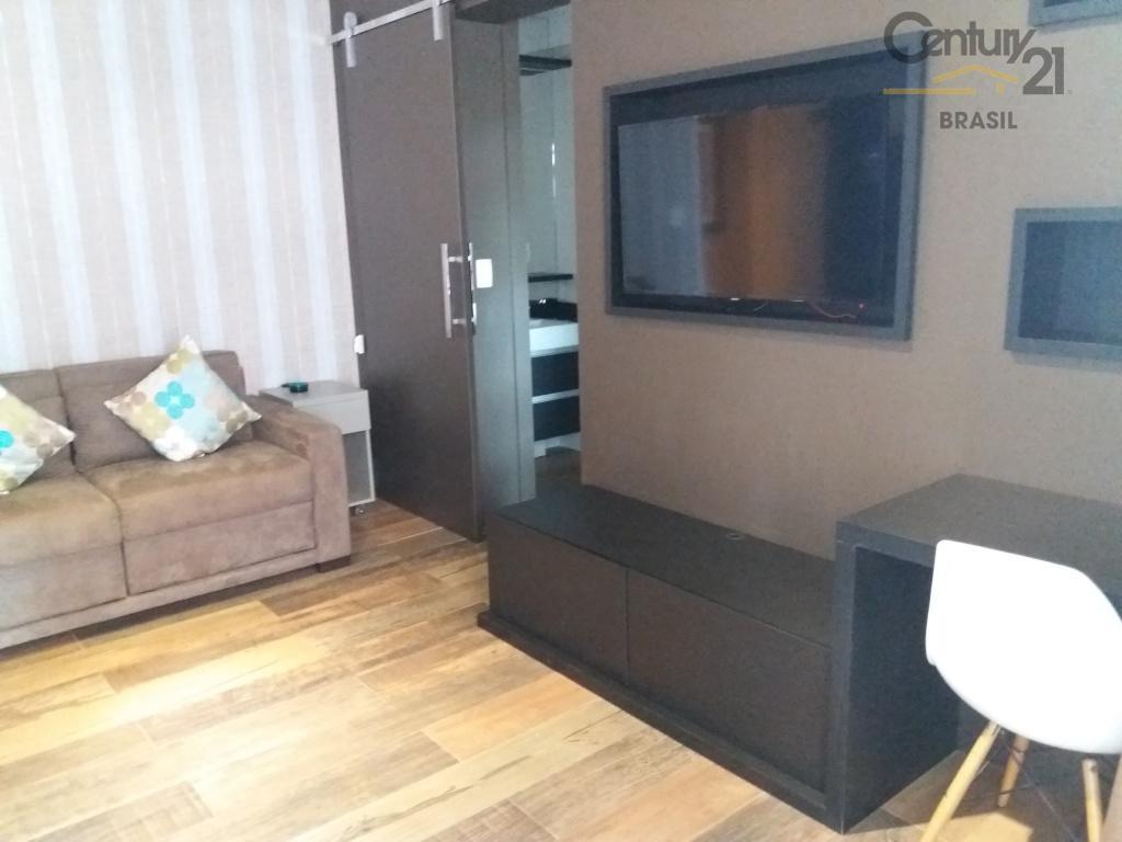 Apartamento residencial à venda, Brooklin, São Paulo - AP4649.
