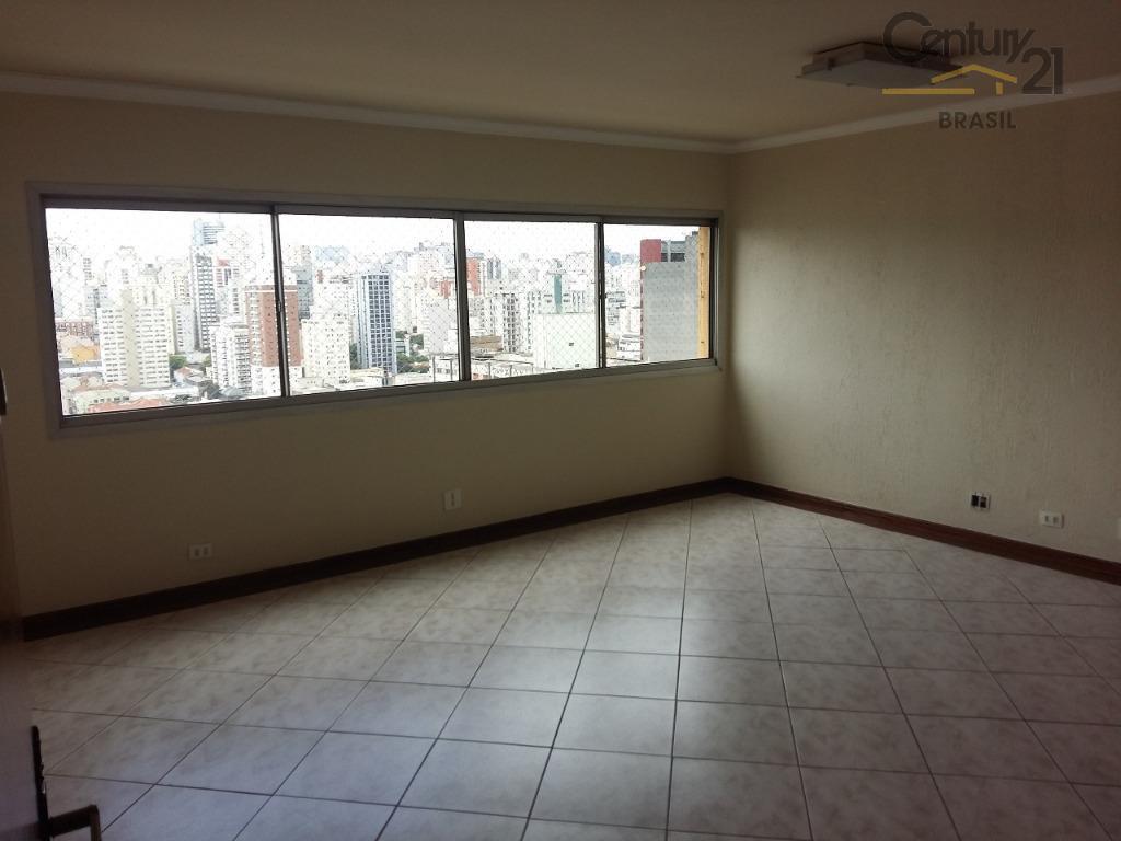 Apartamento para locação no coração de Pinheiros, com 115m², 3 dorms (1 suíte), 1 ou 2 vagas cobertas, lazer.