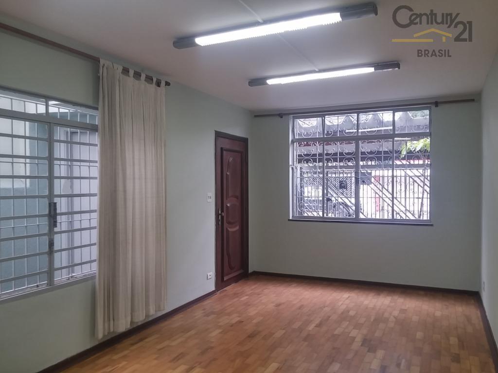Sobrado residencial para locação, Brooklin, São Paulo.