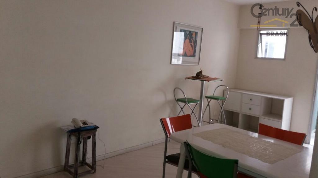 ótimo apartamento, no coração do bairro, com área de lazer completa, perfeito para morar confortavelmente. não...