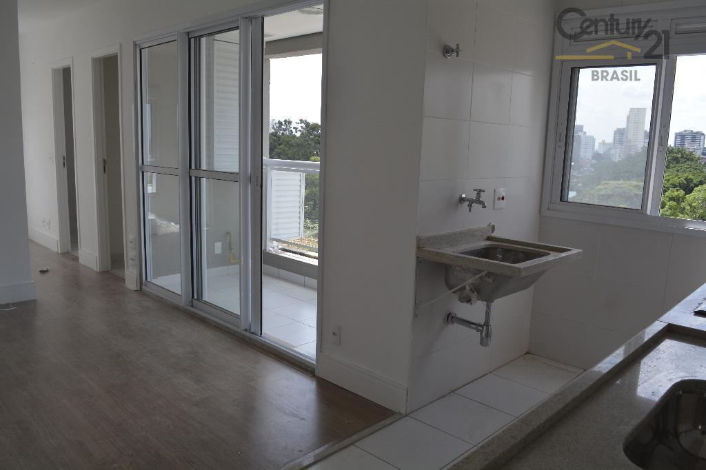 Apartamento novo em Pinheiros metrô Sumaré, 1 dormitório, varanda, closet, 1 vaga, lazer, primeiro aluguel.