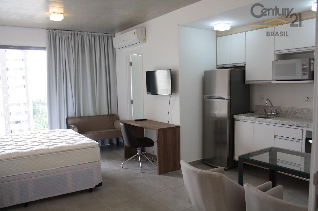 Studio residencial para venda e locação, Vila Olímpia, São Paulo.