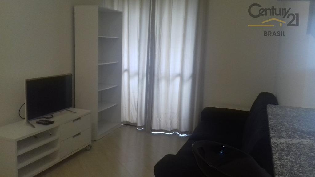 Apartamento mobiliado para locação, Higienópolis