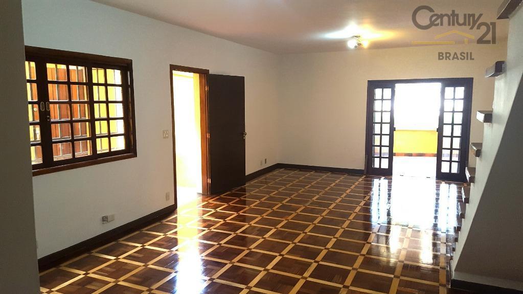 Sobrado residencial para venda e locação, Brooklin, São Paulo - SO1380.