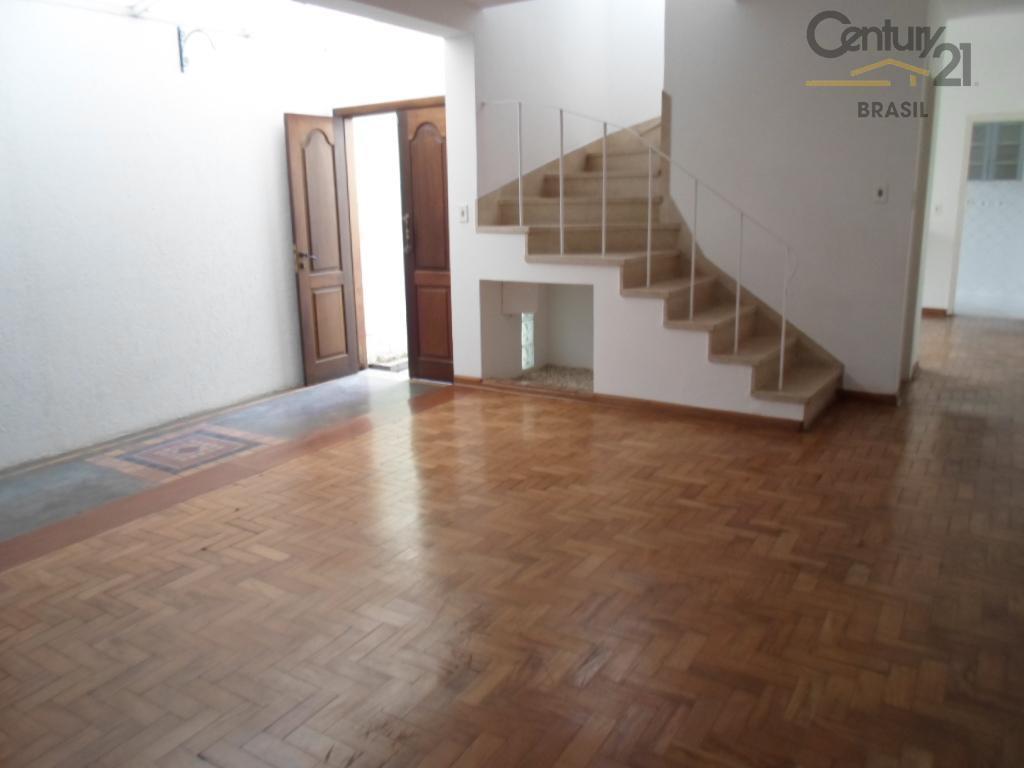 Sobrado de Vila residencial para venda e locação, Brooklin, São Paulo.