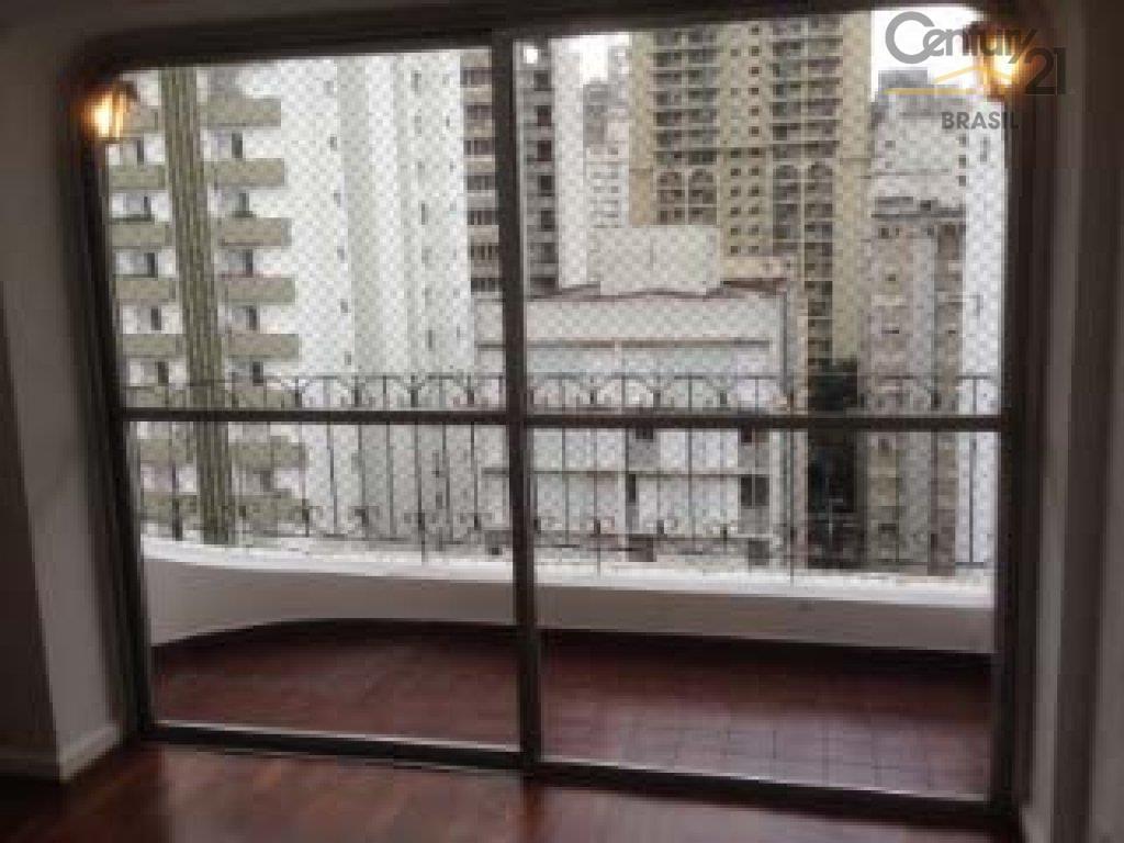 Apartamento Residencial para locação, Jardim Paulista, São Paulo - AP12685.