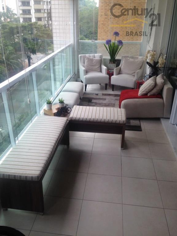 Apartamento Residencial à venda, Campo Belo, São Paulo - AP11873.