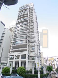 Apartamento residencial à venda, Vila Nova Conceição, São Paulo.