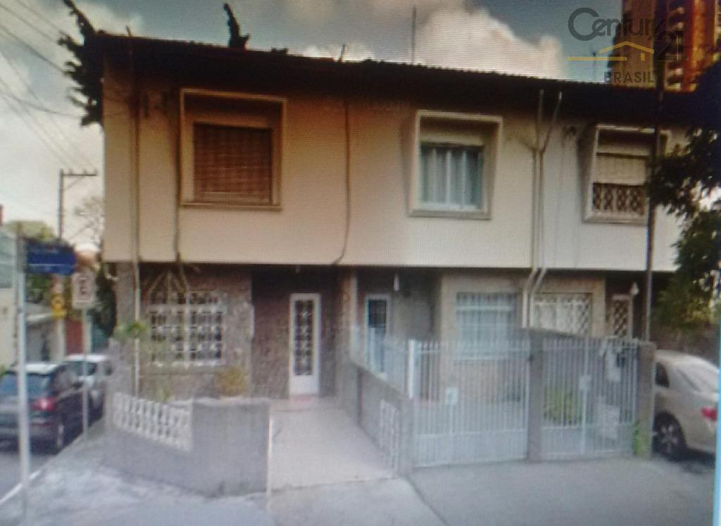 Sobrado residencial para venda e locação, Vila Mariana, São Paulo.