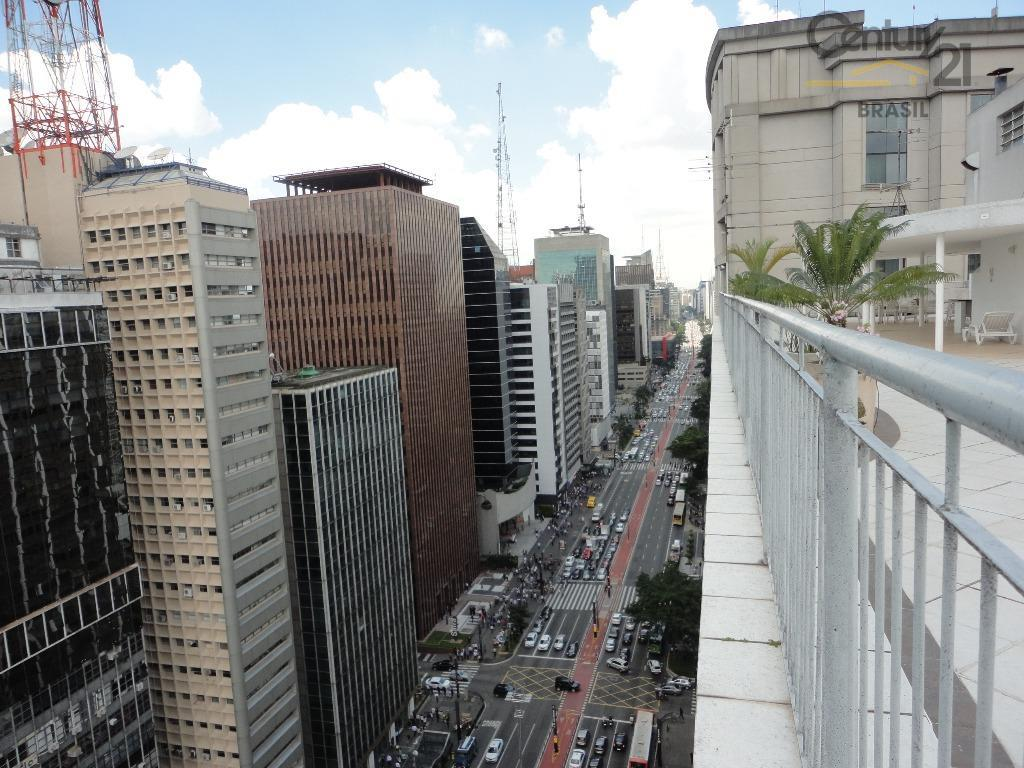 Venha morar na Avenida Paulista