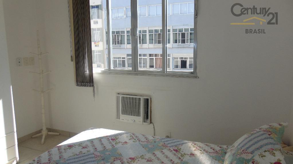 Apartamento residencial para venda e locação, Copacabana, Rio de Janeiro.