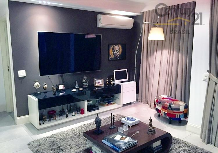 Apartamento Moema - 86M - 2Suites/3Vgs - Próximo ao Shopping Ibirapuera!