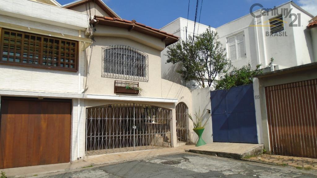 Sobrado residencial para locação, Indianópolis, São Paulo.