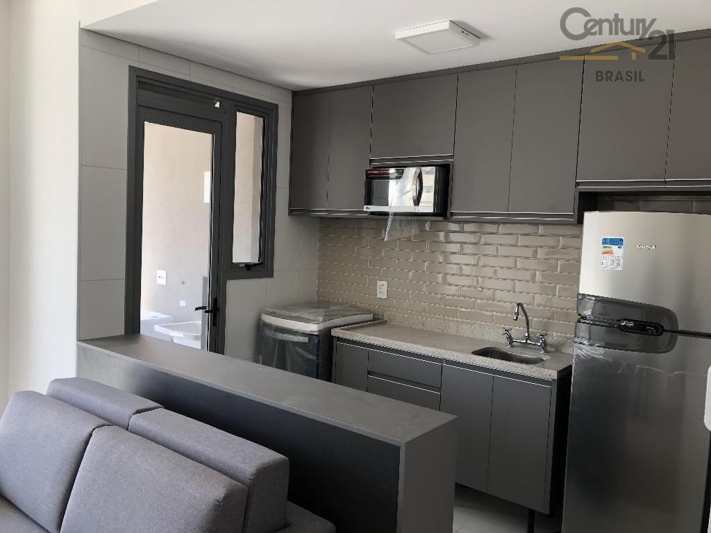maravilhoso apartamento em um dos melhores condomínios de são paulo, 1 suíte, 1 vaga, sala com...