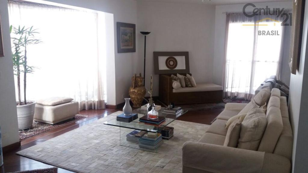 Apartamento residencial para venda e locação, Moema, São Paulo - AP6660.