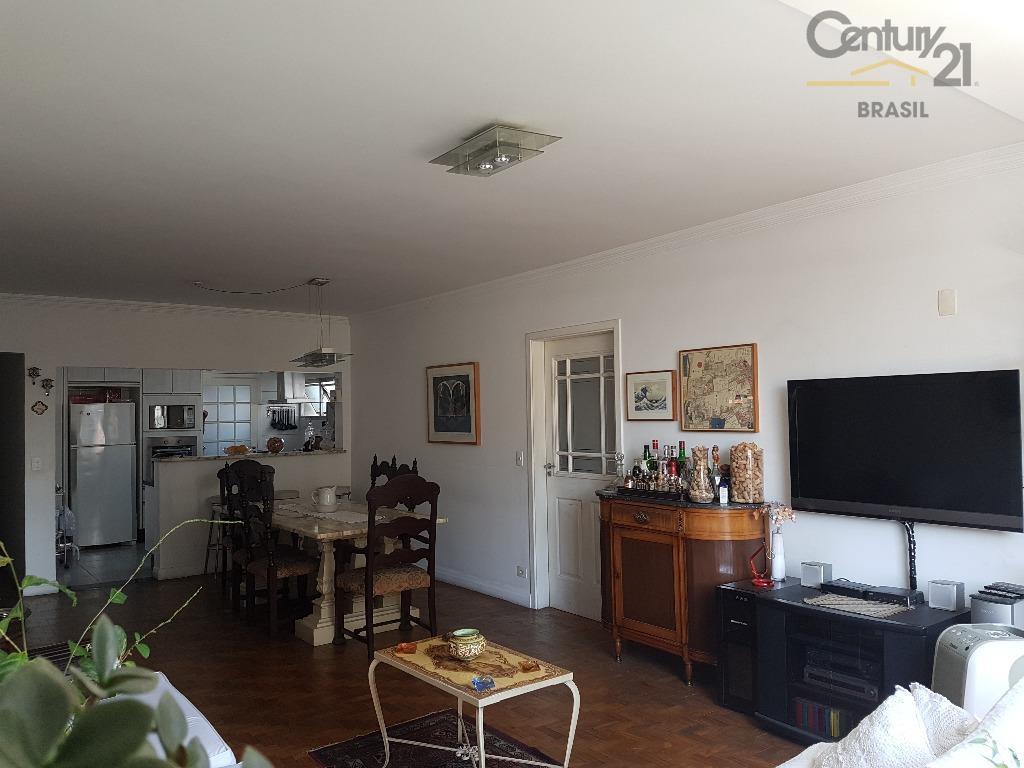 Apartamento residencial à venda, Pinheiros, São Paulo - AP11184.
